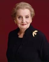 Madeleine Albright