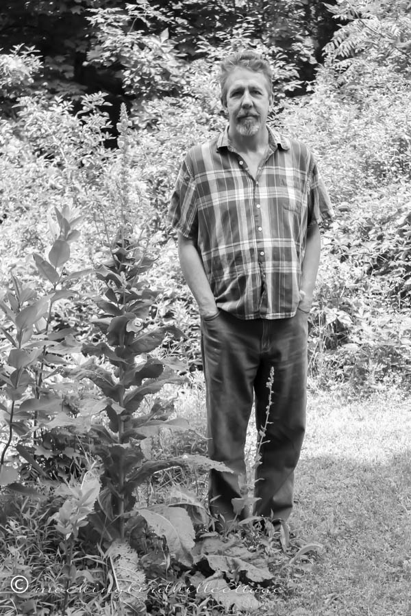 don and mullein b & W