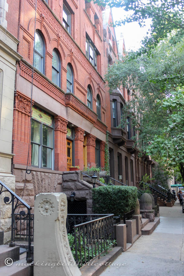 NYC - brownstone2