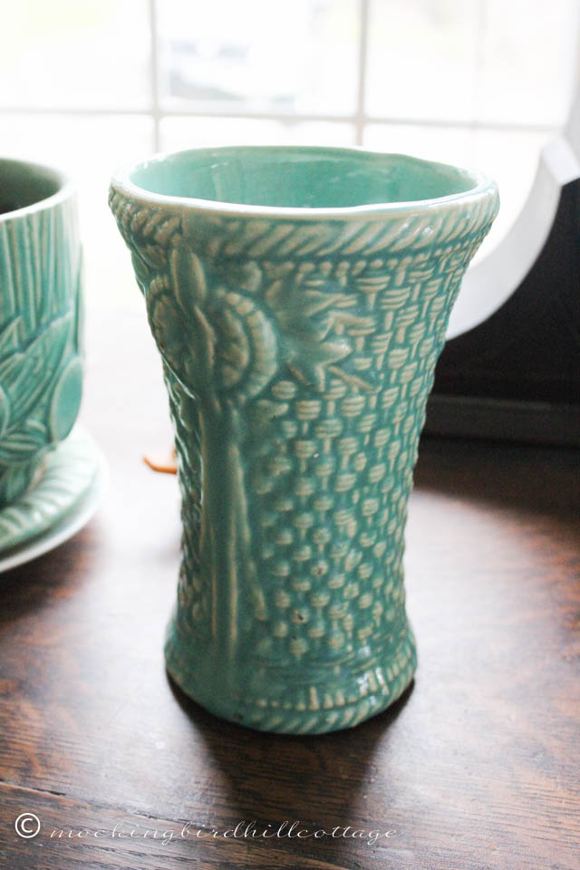4-28 mccoy basketweave vase 2