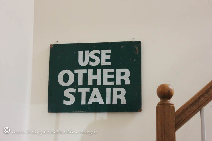 4-30 use other stair