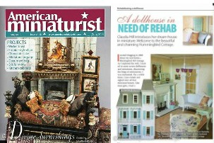 Featured in American Miniaturist