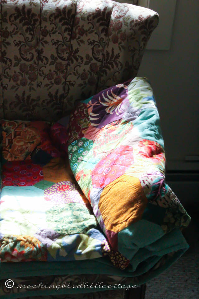10-13 quilt on chair