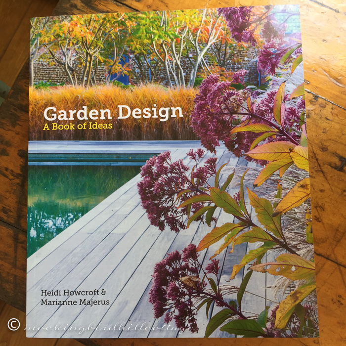 Review Giveaway Garden Design a Book of Ideas