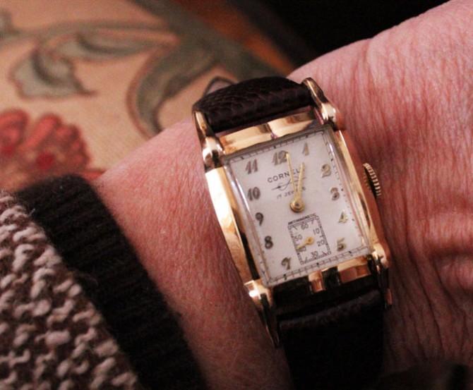 Vintage-Cornell-Watch