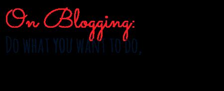 onblogging