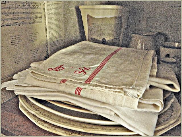Linen+towels