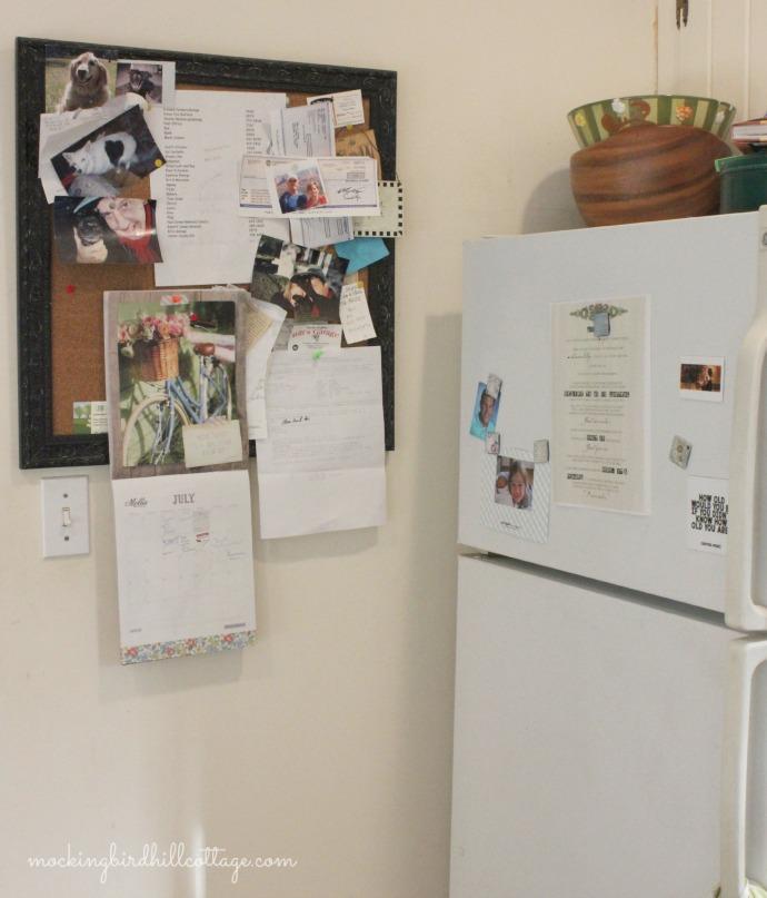 kitchenbulletinboard