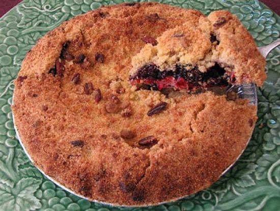 moms blackberry pie
