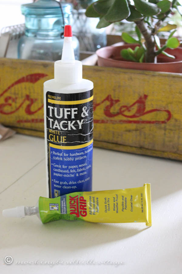 glues for miniatures