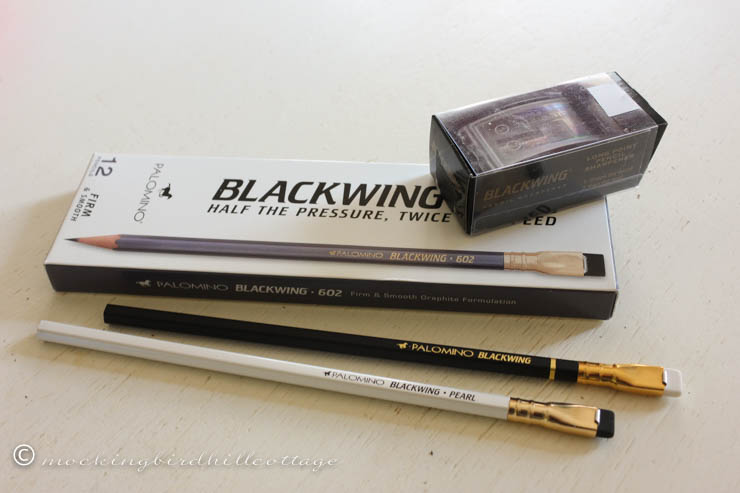 for the trip pencils