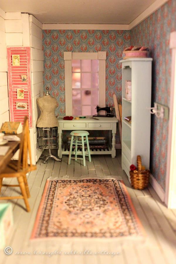 Fall dollhouse 1