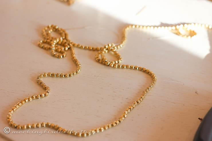 12-14 - Stringing beads
