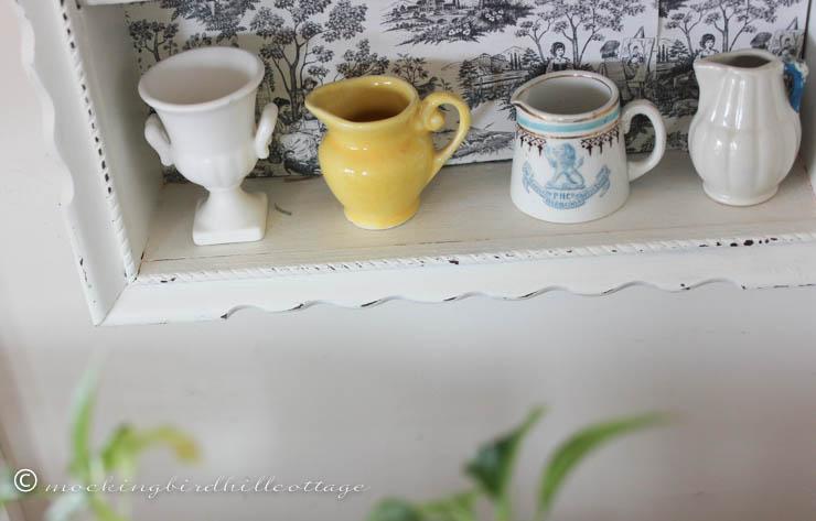 2-4 tiny pottery
