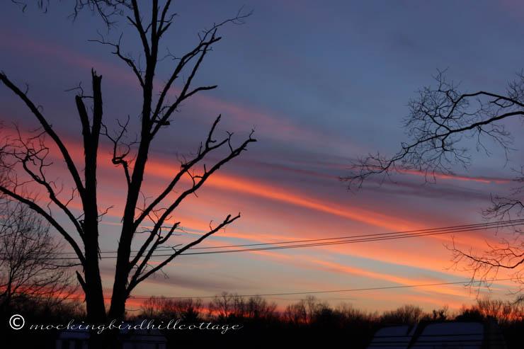 2-7 sunset