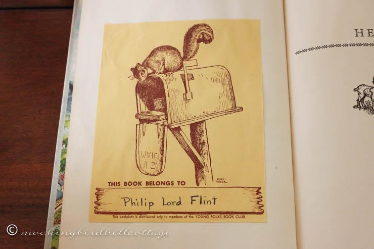 3-10 Heidi bookplate