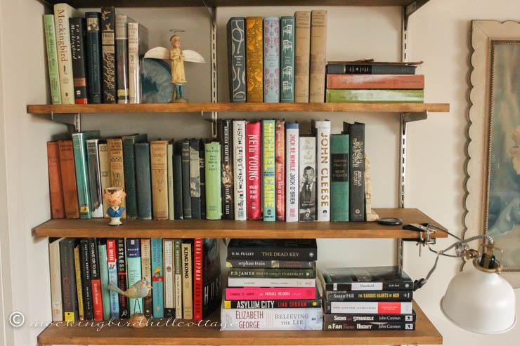 3-22 bookshelves