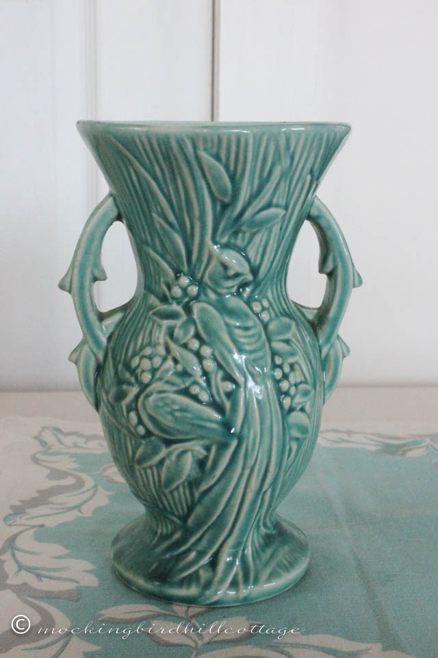 4-25 peacock vase front