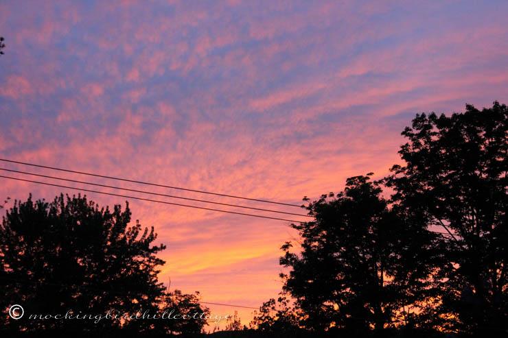 5-21 sunset