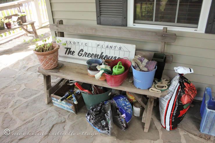 5-23 gardening stuff