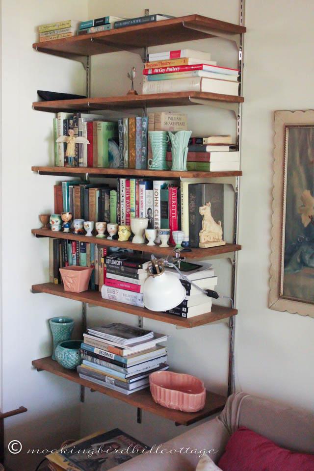 7-22 bookshelves