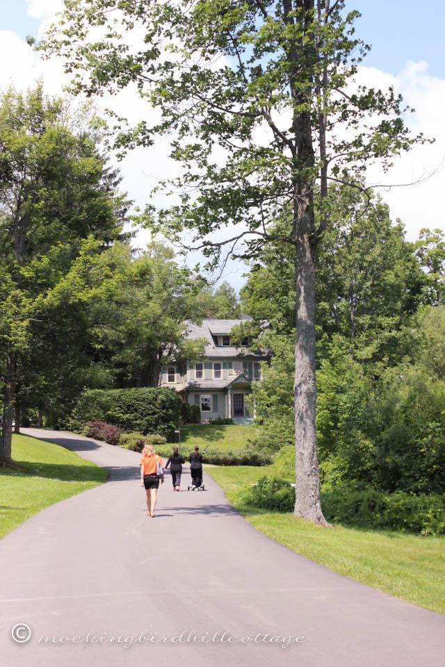7-3 walk by the lake
