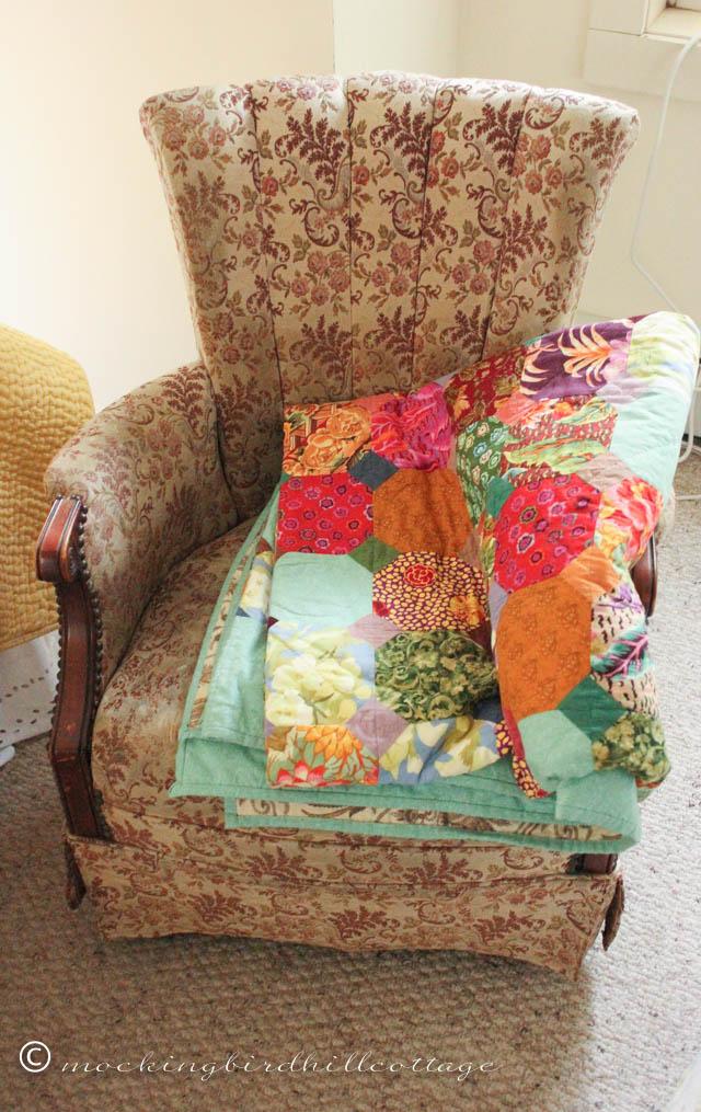 9-23 grandma's chair