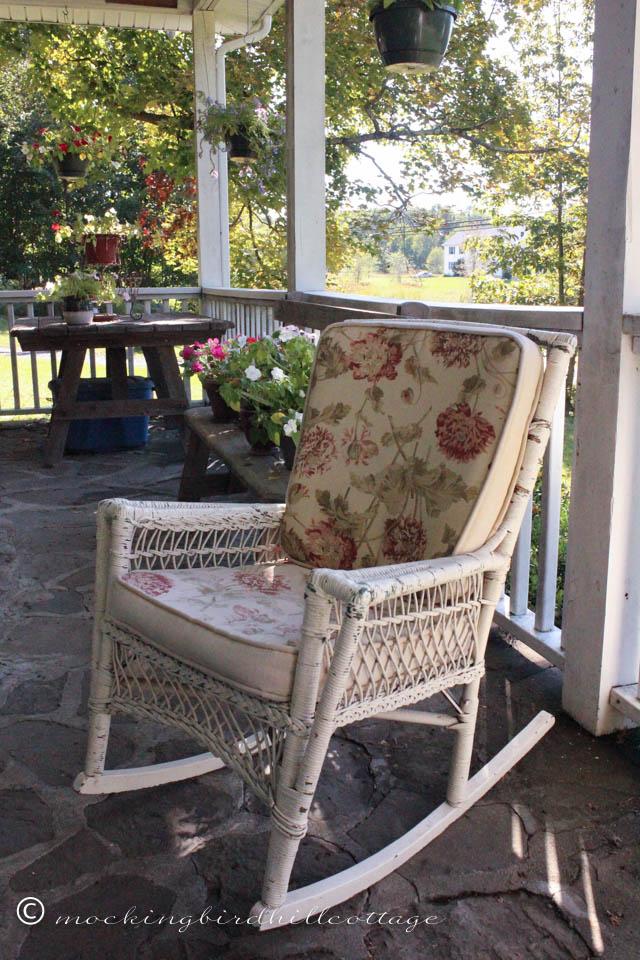 9-25 porch rocker