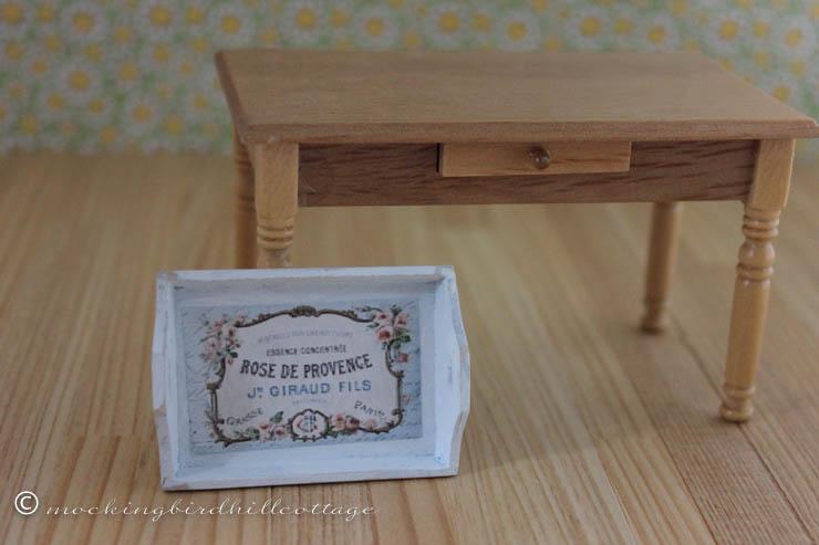 10-3 mini tray