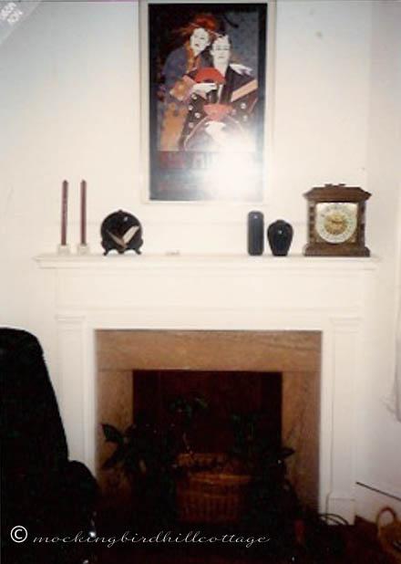 11-15 Cambridge fireplace