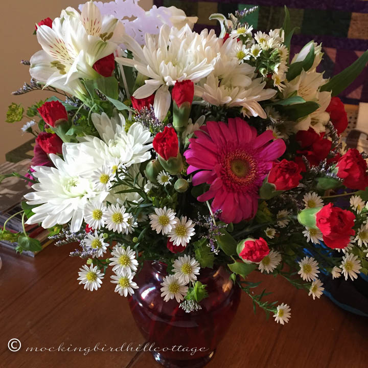 2-15 valentine flowers