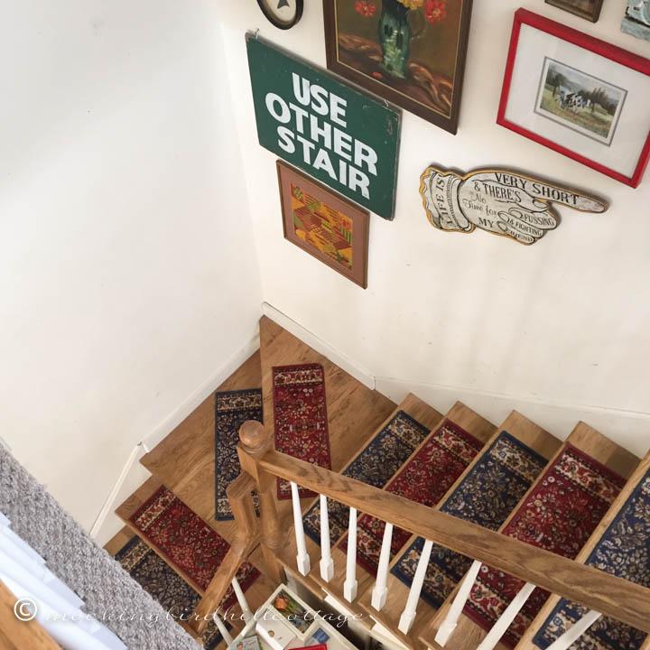 2-27 scenes stairway view