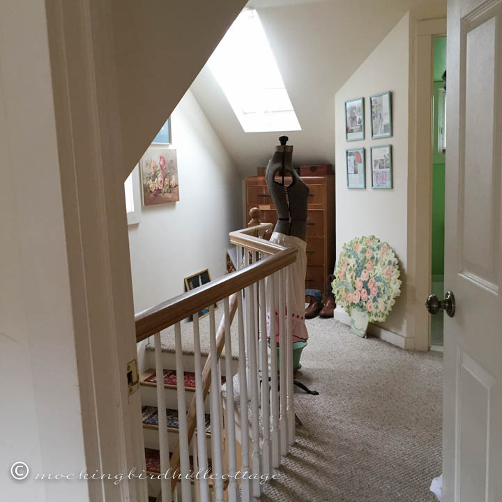 2-27 scenes upstairs hall