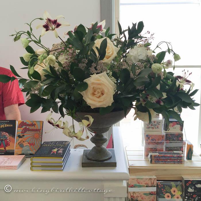 7-5 flowerarrangementpostmarkbooks