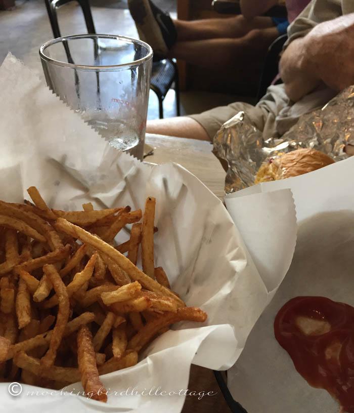 8-8 fries