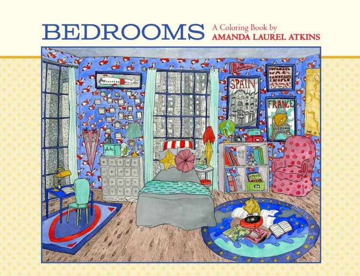 Bedroom Book cover